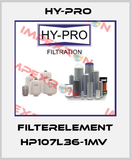 HY-PRO-FILTERELEMENT HP107L36-1MV  price